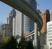 Het Rollend trottoir van Detroit Royalty-vrije Stock Afbeelding