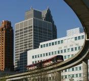 Het Rollend trottoir van Detroit Royalty-vrije Stock Afbeeldingen