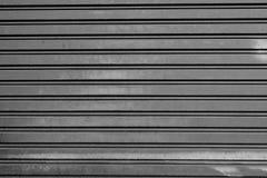 Het Rolling Blind van het staal stock fotografie