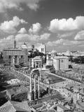 Het Roman Forum Royalty-vrije Stock Afbeeldingen
