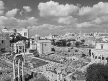 Het Roman Forum Royalty-vrije Stock Foto's