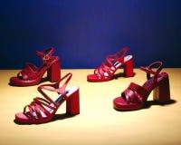 Het rood heelt Royalty-vrije Stock Afbeeldingen