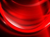Het rood van de hartstocht Stock Foto's