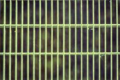 Het rooster van de staalgrond Roestvrij staaltextuur, achtergrond voor website of mobiele apparaten stock afbeelding