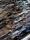 Het rotsachtige Bed van de Kreek Stock Foto's