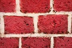 Het roze bricked geweven Stock Foto's
