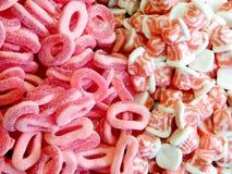 Het roze suikergoed 2011 van Tel Aviv Stock Afbeelding