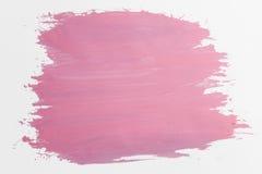 Het roze trekt textuur Royalty-vrije Stock Afbeelding