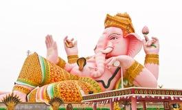 Het roze van Ganesh Royalty-vrije Stock Foto