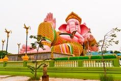 Het roze van Ganesh Stock Fotografie