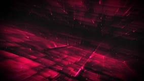 Het roze vormen draaien vector illustratie