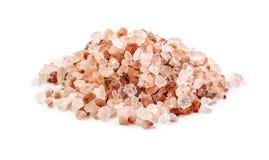 Het roze zout van Himalayan stock afbeelding
