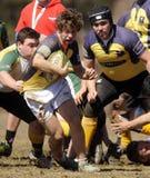 Het Rugby van de middelbare schoolclub royalty-vrije stock afbeelding