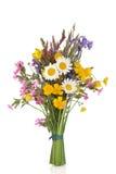 Het Ruikertje van Wildflower Royalty-vrije Stock Foto