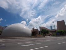 Het ruimtemuseum van Hongkong Stock Afbeeldingen