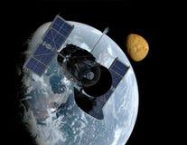 Het ruimteschip Royalty-vrije Stock Fotografie