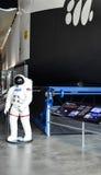 Het ruimteveermodel van Colombia Stock Foto