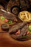 Het Rundvlees van Argentinië Stock Foto's