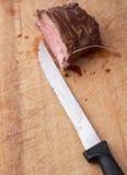 Het rundvlees van het braadstuk Stock Fotografie
