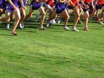Het runnen van een Race Stock Fotografie