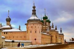 Het Russische Kremlin Stock Fotografie