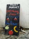 Het rusten kat Royalty-vrije Stock Foto
