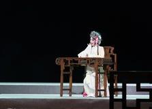 """Het rusten op het lijst-Pioenpaviljoen--jiangxi opera""""four dromen van linchuan† Stock Fotografie"""