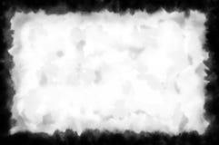 Het ruwe masker van de waterkleur stock illustratie