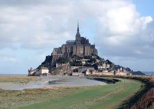 Het Saint-Michel Frankrijk van Mont royalty-vrije stock afbeeldingen
