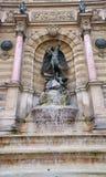 Het Saint-Michel van Fontaine Stock Foto's