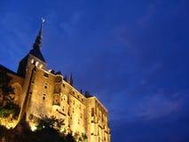 Het Saint Michel van Mont royalty-vrije stock foto