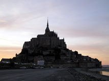 Het Saint-Michel van Mont Royalty-vrije Stock Afbeeldingen