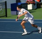 Het Salvo van het Tennis van Henman van Tim Royalty-vrije Stock Foto's