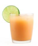 Het sap van de mango Stock Afbeelding