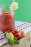 Het Sap van de watermeloen Royalty-vrije Stock Foto