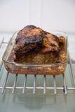 Het sappige Rundvlees van het Braadstuk Stock Fotografie