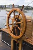 Het schepenwiel Royalty-vrije Stock Foto's