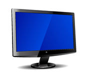 Het scherm van de computer Royalty-vrije Stock Afbeeldingen