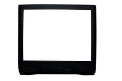 Het Scherm van de televisie Stock Foto's