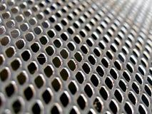 Het schermdeur van het metaal stock afbeelding