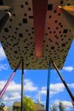 Het Scherpe Centrum van OCAD voor Ontwerp, de Universiteit van Ontario van Art. Royalty-vrije Stock Afbeeldingen