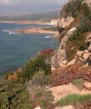 Het schiereiland Cyprus van Akamas stock foto's