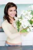 Het Schikken van de bloem Royalty-vrije Stock Foto
