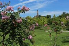 Het schilderachtige Park van het Noordenhollywood Royalty-vrije Stock Foto