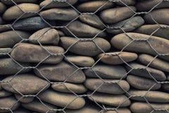 Het schilderen decoratieve de muuroppervlakte van de leisteen van wilde steenvouw Muur van verdelings achtergrondtextuur royalty-vrije stock foto's