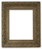 Het schilderen frame. stock foto's