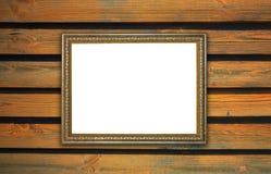 Het schilderen op een houten achtergrond royalty-vrije stock foto's