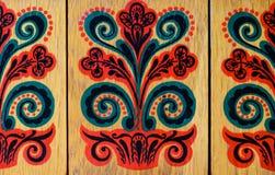 Het schilderen op hout Royalty-vrije Stock Foto's