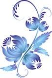 het schilderen, ornament Royalty-vrije Stock Afbeelding