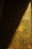 Het Schilderen van de Deur van Ramayana Royalty-vrije Stock Foto
